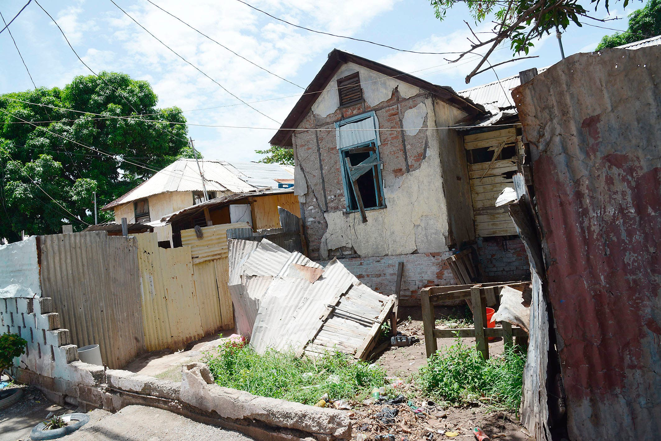 South St Andrew residents want better infrastructure