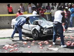 Road Fatalities Hit The 200 Mark News Jamaica Star