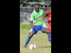Dino Williams of Montego Bay United.