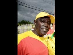 Wolmers Girl's coach Michael Carr