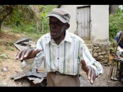 'Mr Speedy' is happy despite his poor living conditions.