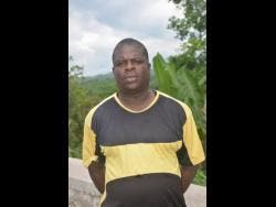 Chilon Whyte, sports coordinator for the Tangle River Community Development Committee.