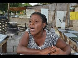 Kenyon Hemans/Photographer Marlene Green,  a resident from Whitehouse in the parish of Westmoreland.