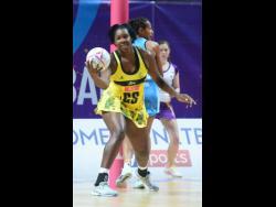 Jamaica's Jhaniele Fowler