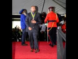 Sean Paul Henriques receives the (OD) for his contribution to the global popularty and promotion of Reggae Music.