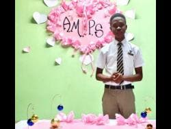 Kyle Wright, co-president of the Aspiring Medical Professionals Society of Ardenne High School.
