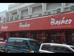 Police are probing a robbery at the Bashco store on Orange Street in Kingston. The robbery reportedly took place between 3 a.m. and 4 a.m. yesterday.