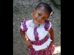 Four-year-old Leanna Gibbs.