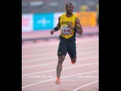 Bolt overshadows my career - Blake