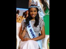 Toni-Ann Singh, Miss World 2019.