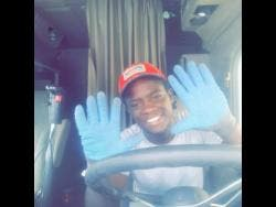 Teenage truck driver Kevin 'Matty' Davis, who collapsed and died right after eating a breakfast of ackee and corn pork in Flankers, St James, on November 30 last year.