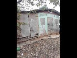 Jennifer Baker said that this shop was closed in the community due to a lack of electricity and water.
