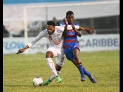 Portmore sent packing by Haitians - after 1-0 loss  - Jamaica Star