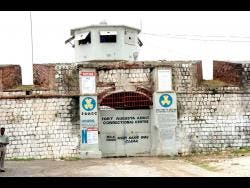 The Fort Augusta Adult Correctional Centre in St Catherine once housed female priosners. The inmates have since been transferred to the South Camp Adult Correctional Centre in Kingston.