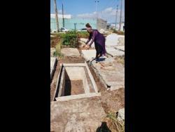 Empty grave still baffles family
