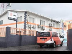 VXI Global Solutions, which is located at Courtney Walsh Drive in Kingston.