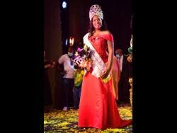 Anthony Minott/Freelance Photographer Miss Jamaica Festival Queen 2021 Dominique Reid.