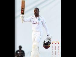 Jamaica and West Indies batsman Nkrumah Bonner.
