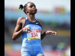 Jamaica's Tina Clayton
