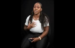 Kyla Ramsay says men attacked her at a party in Portland last week.