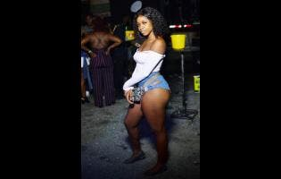Scenes during 8ight 7even 6ix  that was held at the St Lucia Car Park, New Kingston, recently.