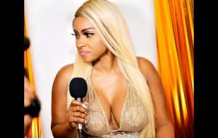 Yanique 'Curvy Diva' Barrett