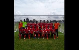 Campion College's ISSA/Digicel Manning Cup team.