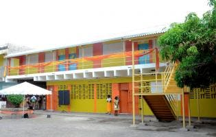 Donald Quarrie High School.