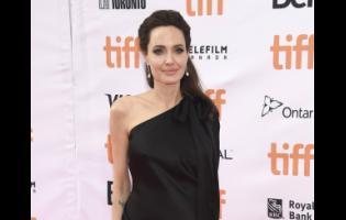 AP Angelina Jolie