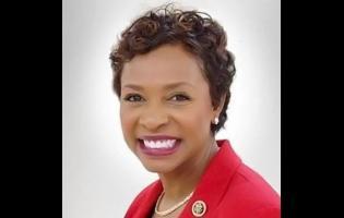 NY Congresswoman Yvette Clarke