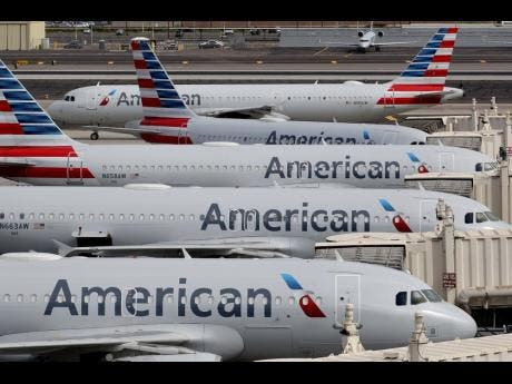 American among airlines set to receive cash infusion from U.S. government