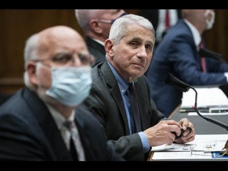 Fauci hopeful for a vaccine by late 2020, early 2021
