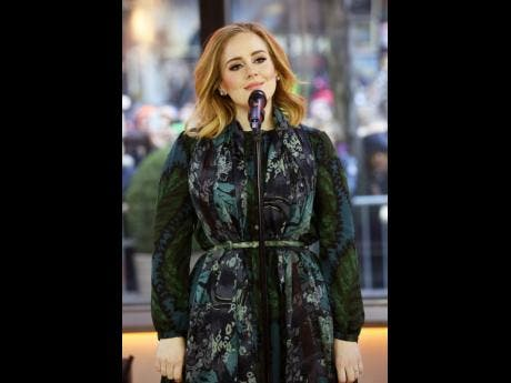 FOR THE FIRST TIME IN FOUR YEARS, BRITISH POP STAR ADELE GOES ON TOUR IN FEBRUARY!