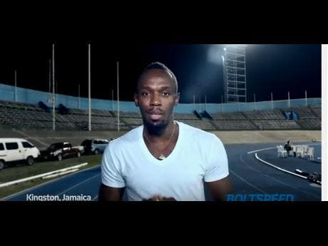 USAIN BOLT PARTNERS WITH SOUTH AFRICA'S GIANT TELECOMMUNICATION FIRM TELKOM!