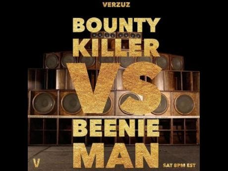 Beenie Man Verzuz Bounty Killer!