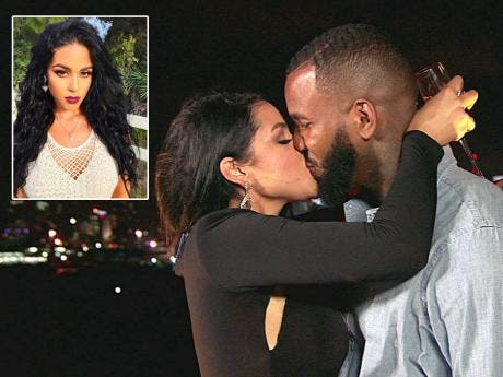 the game and rebecca dating