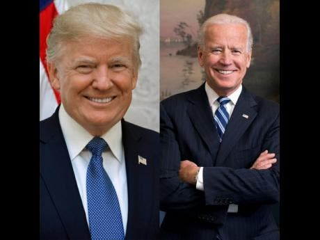 Biden overtakes Trump in Georgia