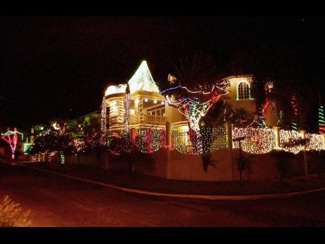 Dim sales for christmas lights news jamaica star