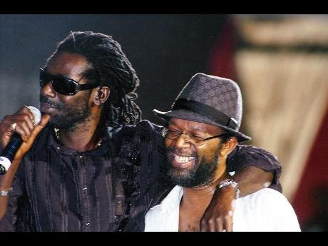 Image result for buju, beres jamaica gleaner