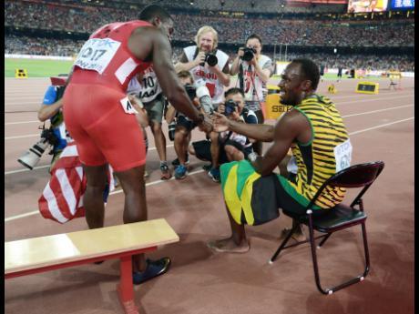 Gatlin vows to beat Bolt  b7b955e1d