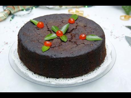 Christmas Cake On Minimum Wage Lifestyle Jamaica Star