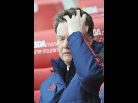 Van Gaal delighted with Manchester United goals