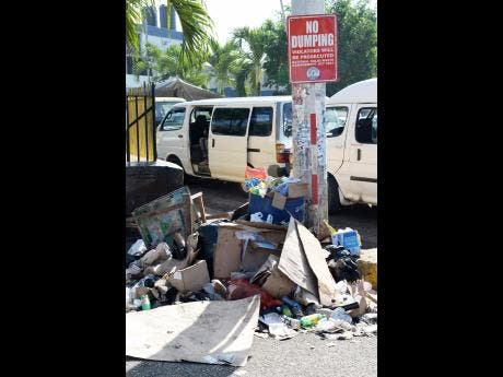 improper disposal of garbage This month's allegations mark the second time in three years the clinic has been  cited for improper disposal of infectious waste.