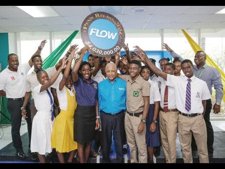 FLOW provides $4m 'top up' for Penn Relays | Sports | Jamaica Star