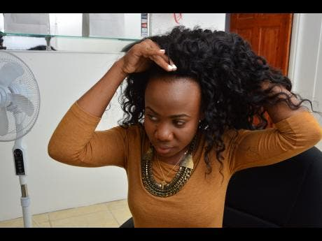 Hair hair beauty providers say they keep the economy spiky patrick planter photographer andrene smith argues that importation of hair extensions has been responsible for the employment of many jamaicans pmusecretfo Choice Image