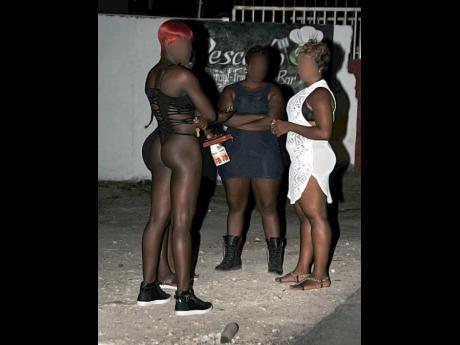 Jamaican sex girls