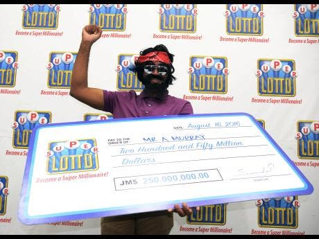 Super Lotto winner wants financial advice | News | Jamaica Star
