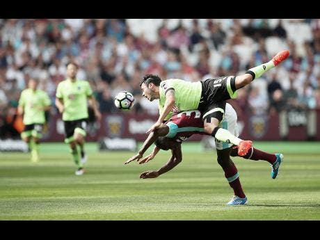 West Ham boss Slaven Bilic frustrated by Any Carroll injury