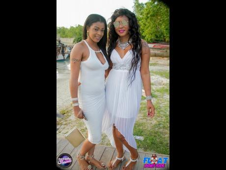 White women in jamaica