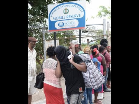Jamaican Government Wi Out Deportees Furious After Returning To The Island This Morning